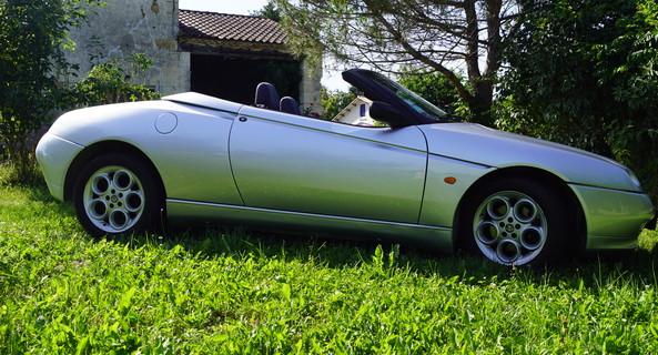 location-ALFA ROMEO-Bergerac-roadstr