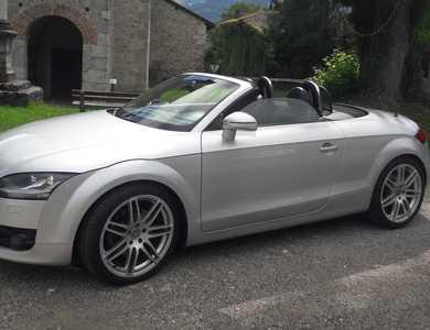 Audi Tt Roadster à Chambéry (Savoie)