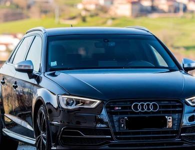 Audi S3 à Lyon (2ème arr.)