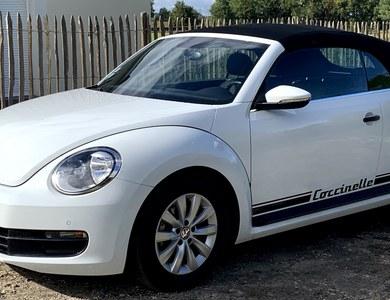 Volkswagen (vw) Beetle à Léognan (Gironde)