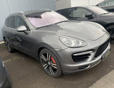 Porsche Cayenne Turbo à Colomiers (Haute-Garonne)