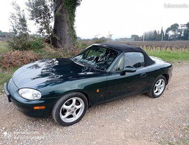 Mazda Mx5 Nb à Tressan (Hérault)
