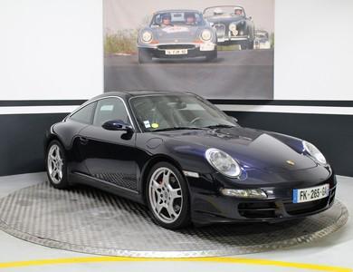 Porsche 911 Type 997 Targa 4s à Courbevoie (Hauts-de-Seine)