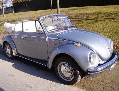 Volkswagen (vw) Coccinelle Cabriolet à Hermonville (Marne)