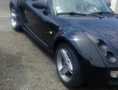 Smart Roadster à Mérignac (Gironde)