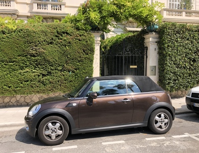 Mini Cooper Cabriolet à Paris (13ème arr.)