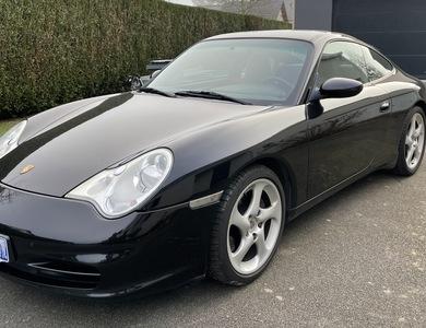 Porsche 911 Type 996 à Vigneux-de-Bretagne (Loire-Atlantique)