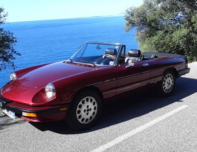 Alfa Romeo Spider 2000 Veloce à Nice (Alpes-Maritimes)