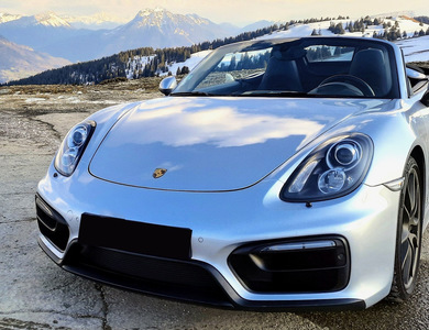 Porsche Boxster 981 Gts à Seynod (Haute-Savoie)