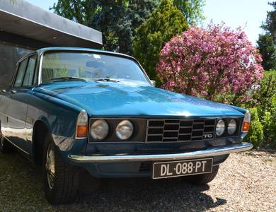 Rover 2200 Tc Version P6 à Blois (Loir-et-Cher)