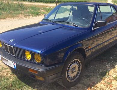 Bmw 318i Cabriolet à Paris (11ème arr.)