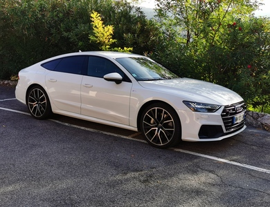 Audi A7 55 Tfsi Quattro à Falicon (Alpes-Maritimes)