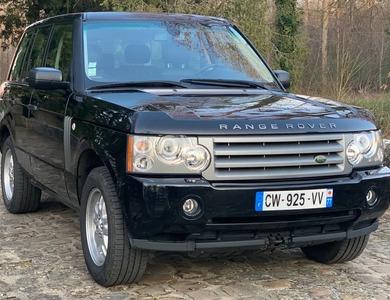 Land Rover Range Rover à Paris (7ème arr.)