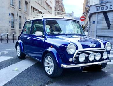 Austin Mini Cooper Sportpack à Paris (9ème arr.)