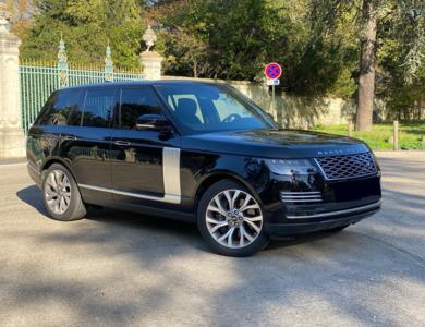 Land Rover Range Rover Autobiography P 400 Hybride à Paris (17ème arr.)