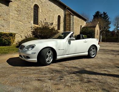 Mercedes-benz Slk 32 Amg à Anse (Rhône)