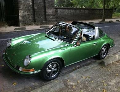 Porsche 911 2,2l S Targa à Toulouse (Haute-Garonne)