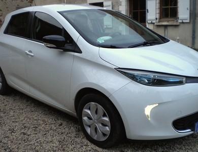 Renault Zoe Life à Moulins (Allier)