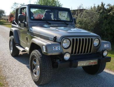 Jeep Wrangler Serie Limitée Eagle à Alleins (Bouches-du-Rhône)