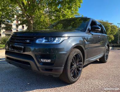 Land Rover Range Rover Sport à Paris (17ème arr.)