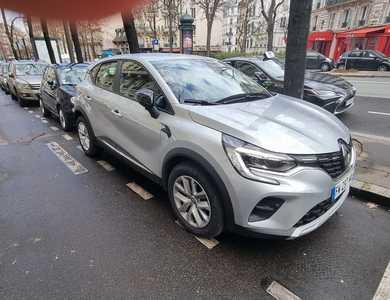 Renault Captur à Paris (19ème arr.)