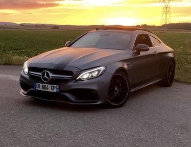 Mercedes-benz C63 Amg à Bordeaux (Gironde)