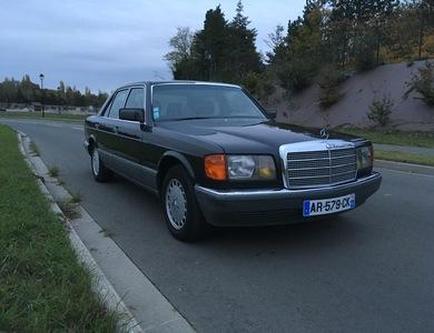 Mercedes-benz Classe S 260 Se à Saint-Nom-la-Bretèche (Yvelines)