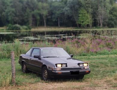 Mazda 929 Coupé à Saint-Sulpice-la-Pointe (Tarn)