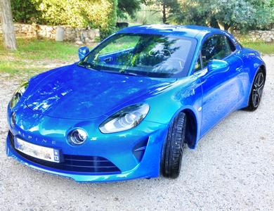 Alpine A110 Première Edition à Gardanne (Bouches-du-Rhône)