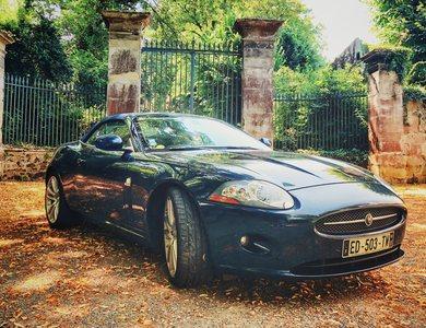 Jaguar Xk 4.2l V8 Cabriolet à Colombes (Hauts-de-Seine)