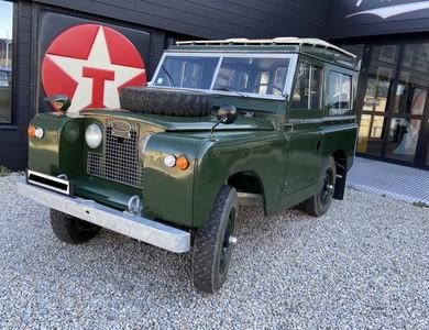 Land Rover Serie 2 A à Créances (Manche)