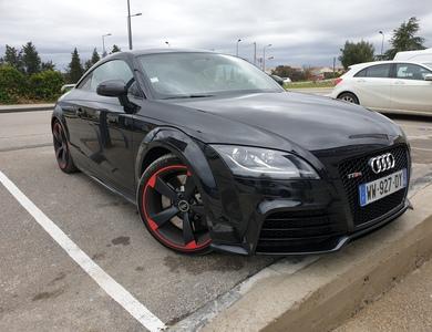Audi Tt Rs+ à Carpentras (Vaucluse)