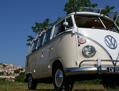 Volkswagen (vw) Combi Split Screen à Fayence (Var)