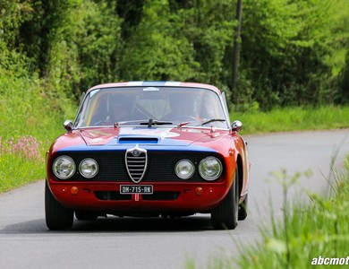 Alfa Romeo 2600 Sprint Gr3 à Coye-la-Forêt (Oise)