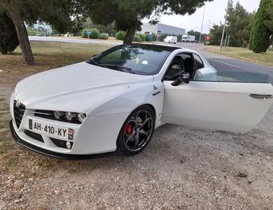 Alfa Romeo Brera à Montélimar (Drôme)