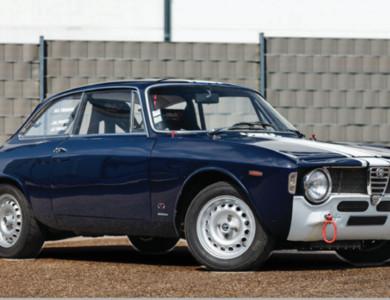 Alfa Romeo Giulia Gta à Coye-la-Forêt (Oise)