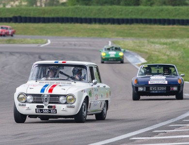 Alfa Romeo Giulia à Paris (2ème arr.)