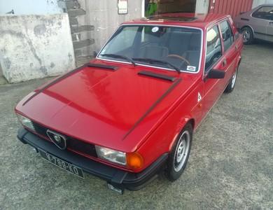 Alfa Romeo Giulietta 1.8 à GARRIS
