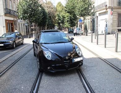 Alfa Romeo Mito à Marseille (1er arr.)