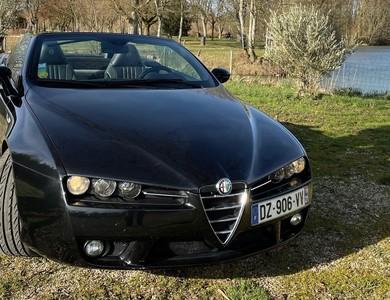 Alfa Romeo Spider Brera 2,2l Jts Selective à Louhans (Saône-et-Loire)