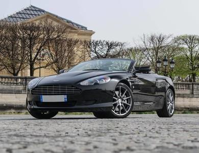 Aston Martin Db9 Volante à Paris (17ème arr.)