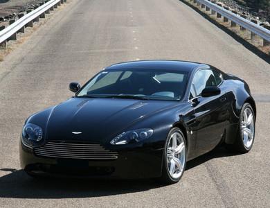 Aston Martin Vantage à Strasbourg (Bas-Rhin)