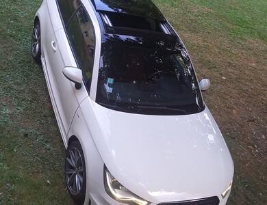 Audi A1 à Creil (Oise)
