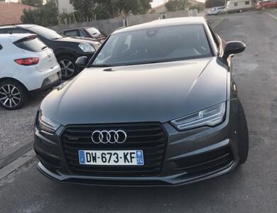 Audi A7 Compétition à Bordeaux (Gironde)