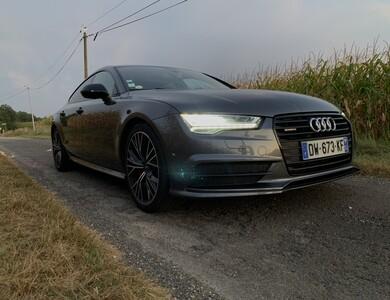 Audi A7 à Bordeaux (Gironde)