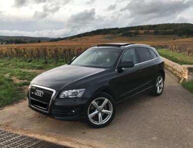 Audi Q5 V6 à Alfortville (Val-de-Marne)