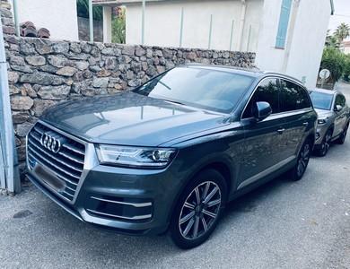 Audi Q7 Quattro à Cannes (Alpes-Maritimes)