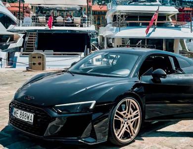 Audi R8 V10 Decennium à Nice (Alpes-Maritimes)