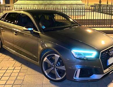 Audi Rs3 à Paris (17ème arr.)