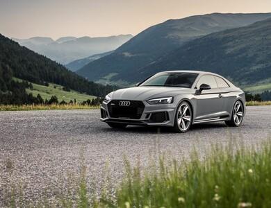 Audi Rs5 à Paris (17ème arr.)